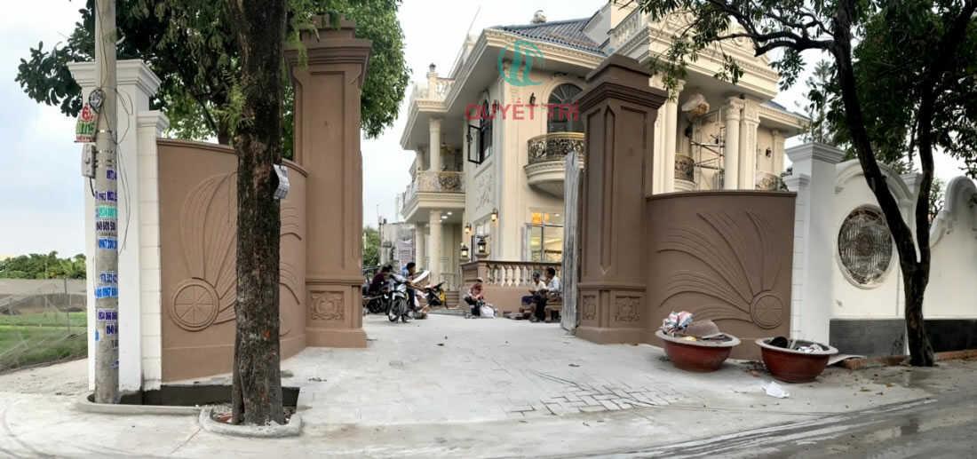 Thi công Sơn Giả Đá tại Sài Gòn