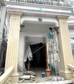Painting stone imitation construction service